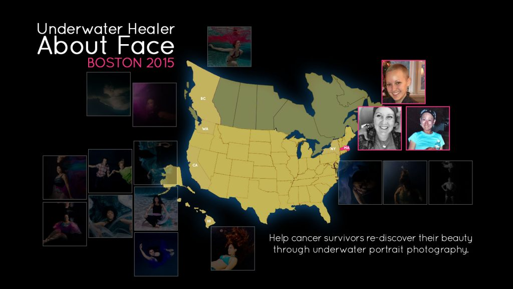 underwater healer about face boston 2015 project map