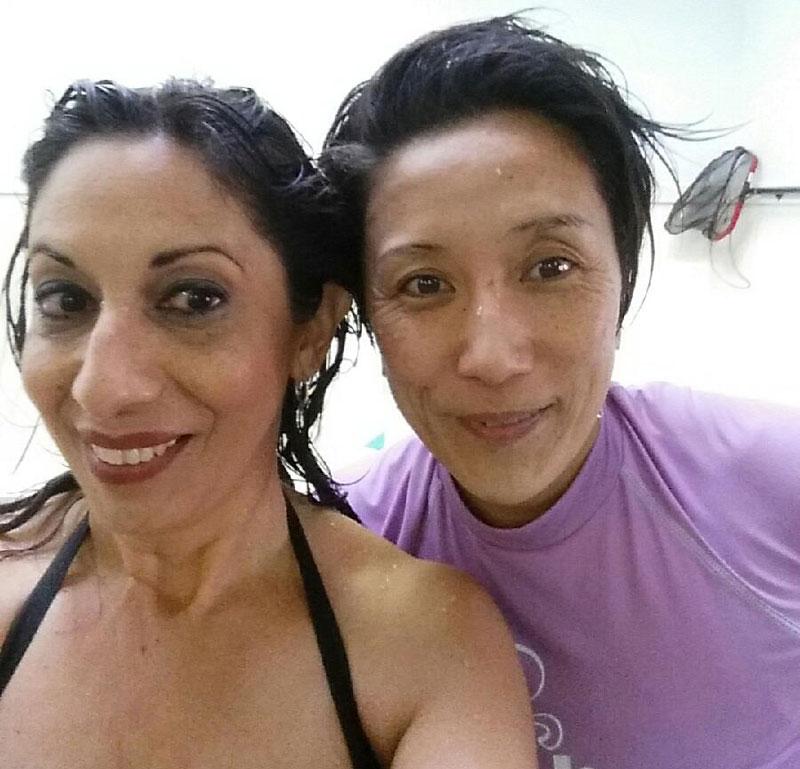 Pauline and Erena