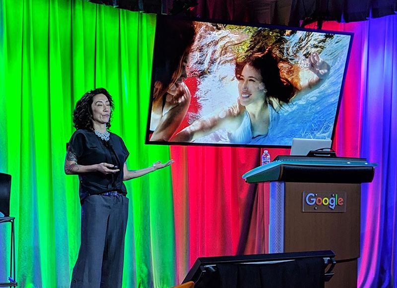 Spreaking at Talks@Google