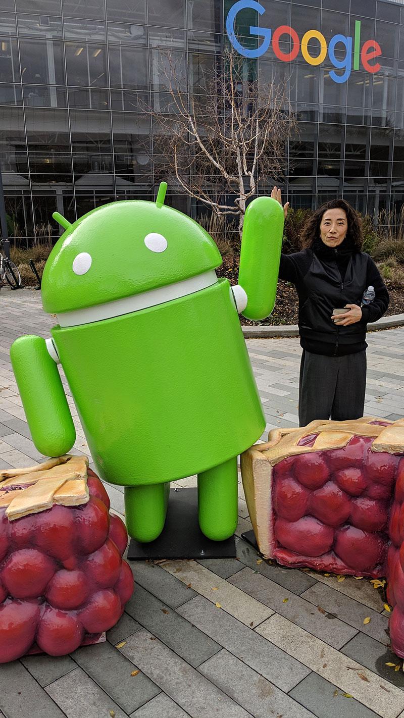 Android Talks@Google